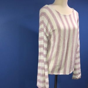 Express sweater top - brand new!